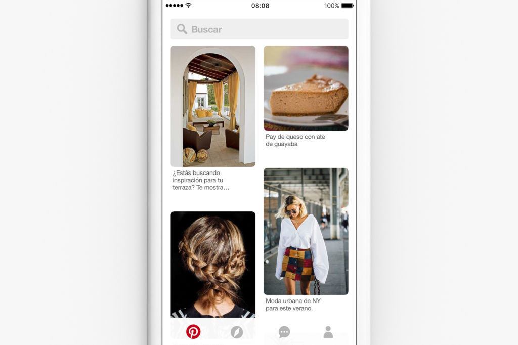 herramienta de busqueda pinterest 1 Pinterest hace la herramienta de búsqueda más accesible
