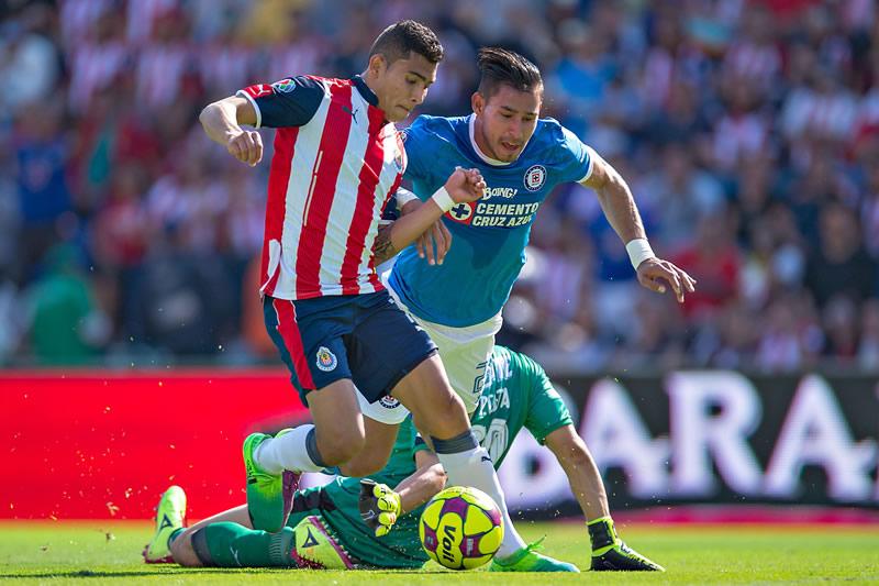 Horario Chivas vs Cruz Azul en la J2 del Apertura 2017 y canal que lo transmite - horario-chivas-vs-cruz-azul-jornada-2-apertura-2017