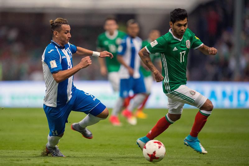 Resultado de imagen para mexico vs honduras copa oro
