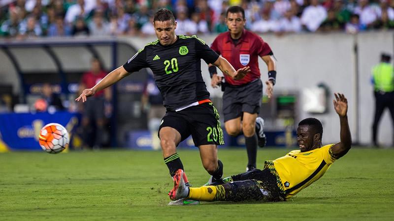 Horario México vs Jamaica y canales para verlo, en la Copa Oro 2017 - horario-mexico-vs-jamaica-copa-oro-2017