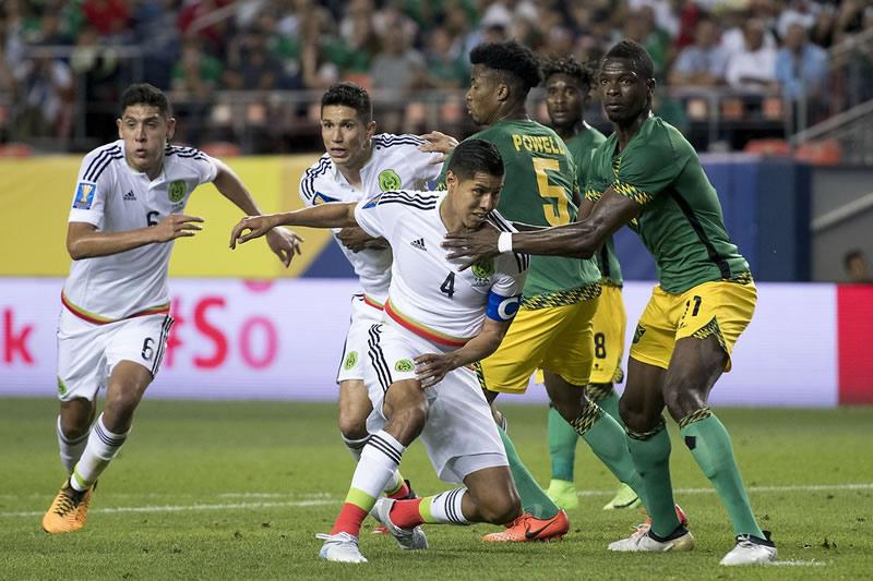 Horario México vs Jamaica y en qué canal verlo; Semifinal Copa Oro 2017 - horario-mexico-vs-jamaica-semifinal-copa-oro-2017