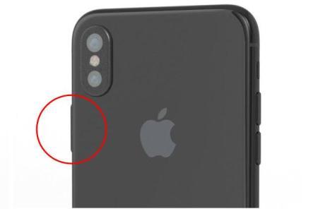 El iPhone 8 podría integrar el TouchID en el botón de encendido