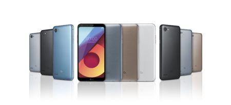LG Q6: los equipos todo pantalla llegan a la gama media