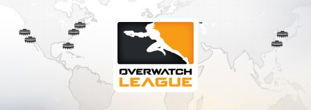 Liga Overwatch se asocia con New England Patriots, New York Mets, Immortals, Misfits Gaming y otros