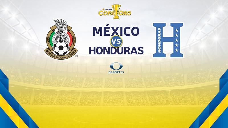 México vs Honduras, Copa Oro 2017 | Resultado: 1-0 | Cuartos de Final - mexico-vs-honduras-copa-oro-2017-tdn