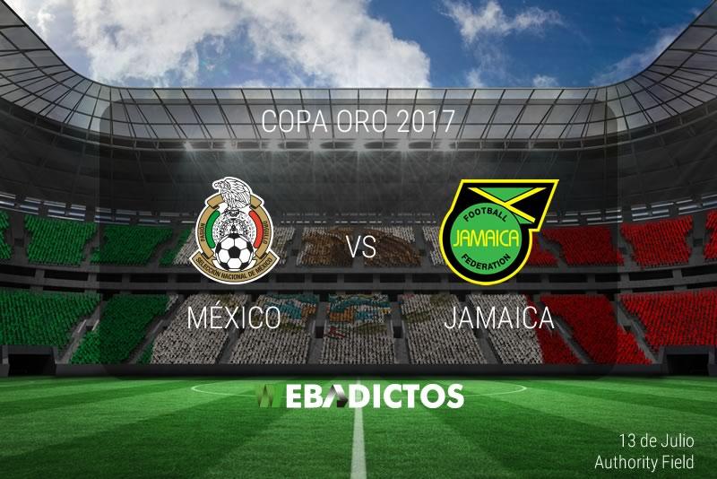 México vs Jamaica, Copa Oro 2017   Resultado: 0-0 - mexico-vs-jamaica-copa-oro-2017