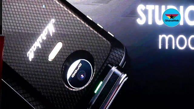 Los próximos Moto Mods de Motorola se centrarán en el entretenimiento - moto-studio-mod