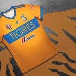 Conoce los nuevos uniformes de Tigres para la temporada 2017-2018 - nuevos-uniformes-tigres-jersey_local
