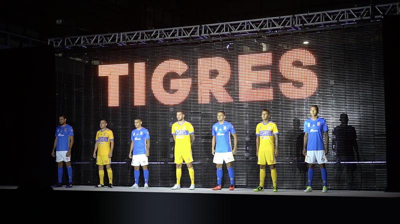 Tigres presentó su nueva piel