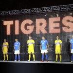 Conoce los nuevos uniformes de Tigres para la temporada 2017-2018 - nuevos-uniformes-tigres-presentacion-tigres