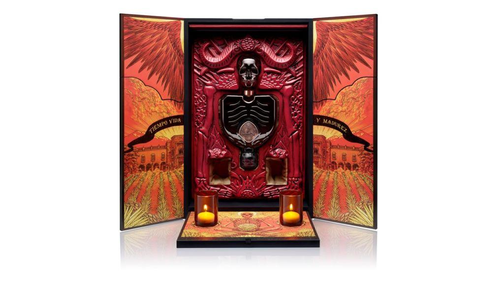 Guillermo del Toro crea una botella de Tequila de edición especial - patron-x-guillermo-del-toro