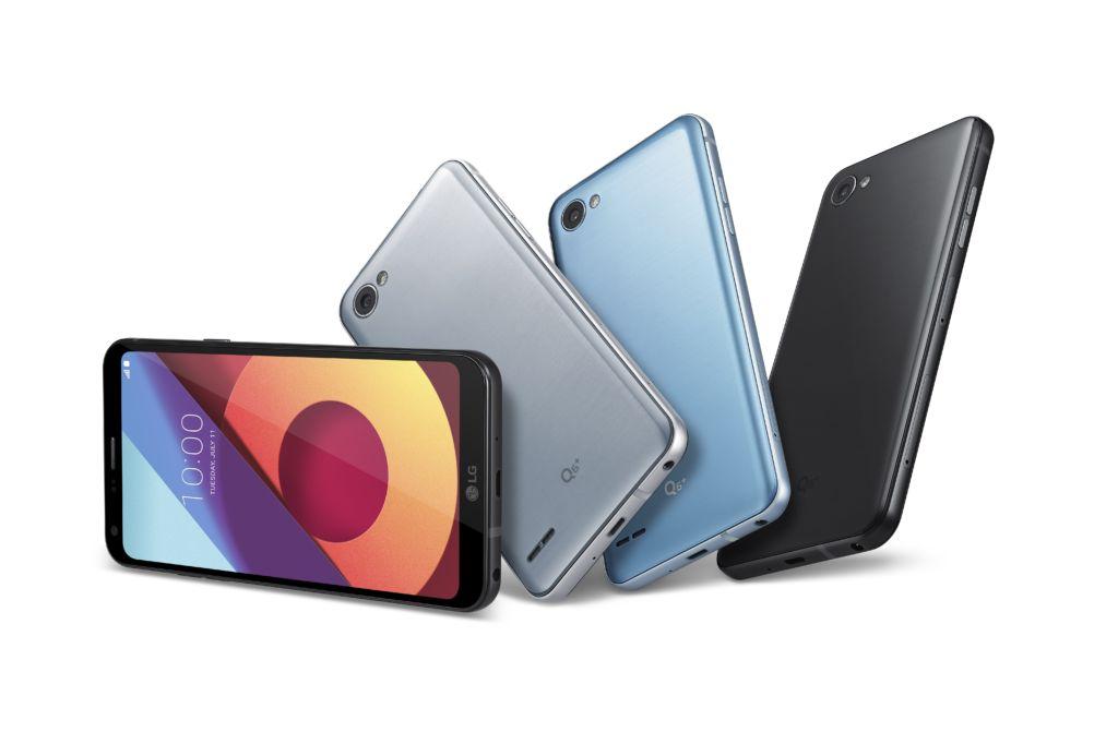 LG Q6: los equipos todo pantalla llegan a la gama media - q6-plus