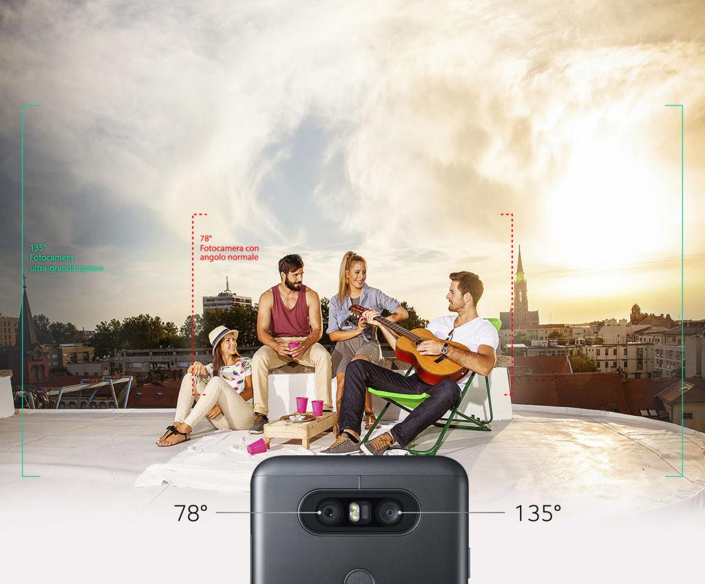 LG Q8: un V20 compacto y resistente al agua - q8-camera-1