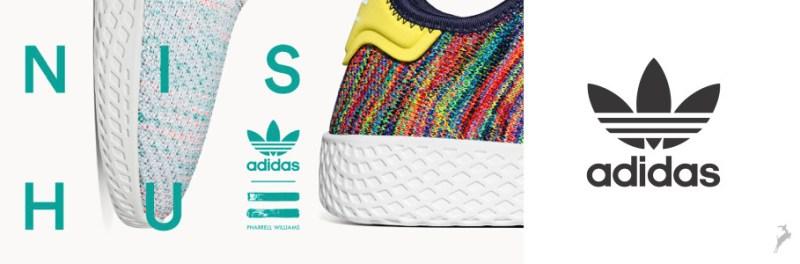 adidas Originals presenta Tennis Hu Part II: reimaginados por Pharrell Williams - tennis_hu_part_ii-800x264