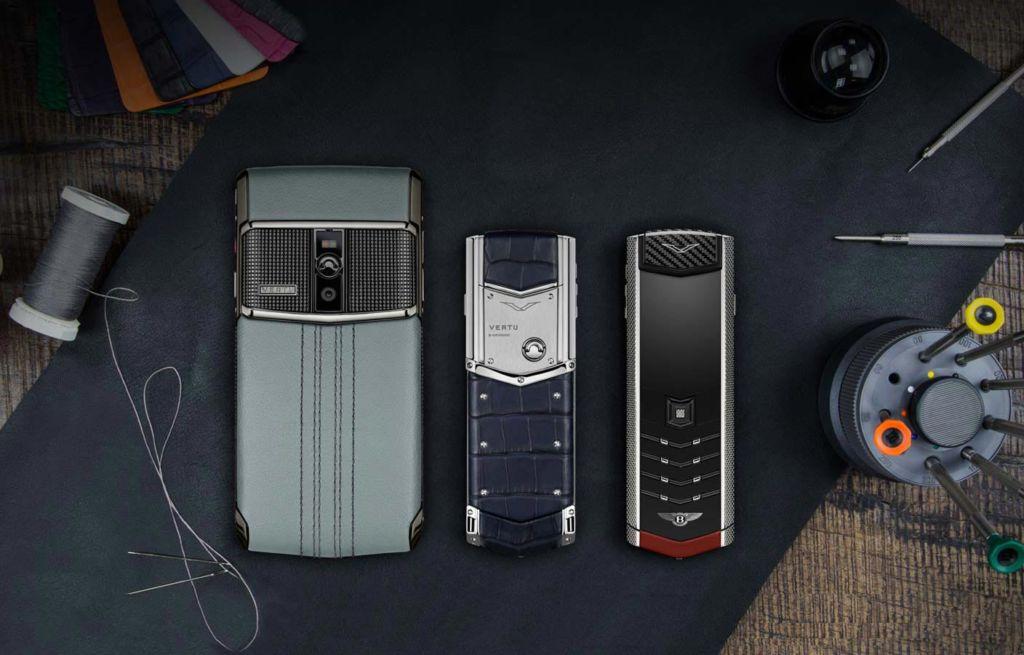 La firma de teléfonos de súper lujo Vertu anuncia su cierre - vertu-phones