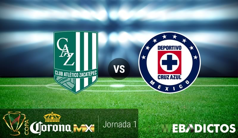 Zacatepec vs Cruz Azul, J1 de Copa MX A2017 | Resultado: 1-1 - zacatepec-vs-cruz-azul-copa-mx-apertura-2017