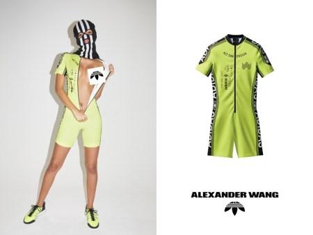 Nueva colaboración de Alexander Wang para adidas Originals