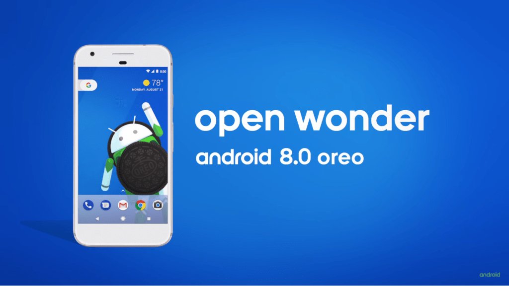 Android Oreo: así se come esta galleta