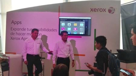 Xerox presenta su nuevo portafolioConnectKey en su celebración de 55 aniversario en México - apps_xerox