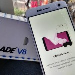 Blade V8 de ZTE llegan a México con cámara dual ¡crear imágenes 3D!