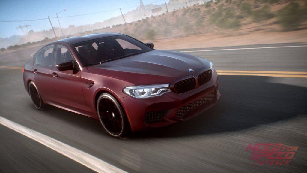 Conoce el nuevo BMW M5 2018 para Need for Speed Payback - bmw-m5-en-need-for-speed-payback-1