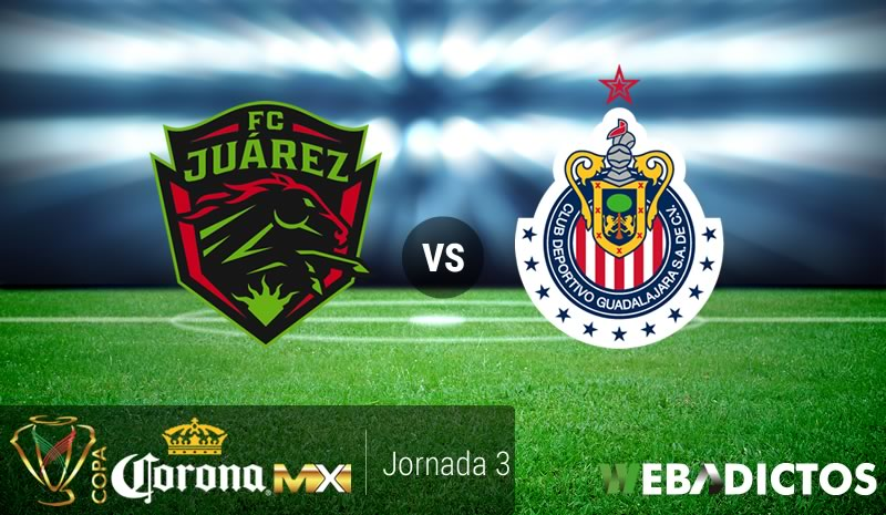 Bravos de Juárez vs Chivas, Copa MX A2017 | Resultado: 0-1 - bravos-juarez-vs-chivas-copa-mx-apertura-2017