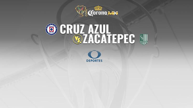 Cruz Azul vs Zacatepec, J4 Copa MX Apertura 2017 | Resultado: 1-0 - cruz-azul-vs-zacatepec-en-vivo-copa-mx-a2017