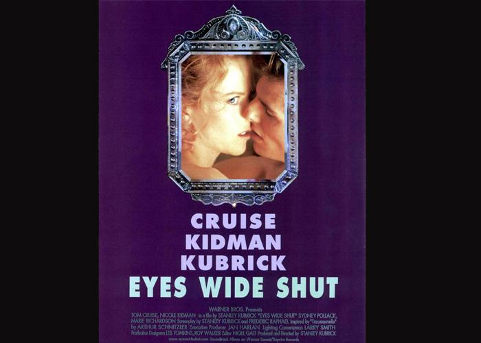 Sala de arte Cinépolis presenta el ciclo Stanley Kubrick: Ojos bien cerrados - eyeswideshut