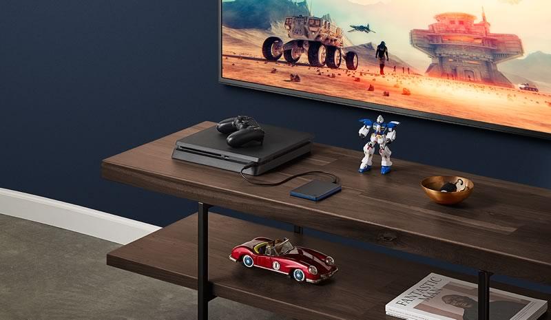 Seagate Game Drive, un disco externo para PlayStation de 2TB - gamedrive-playstation-seagate