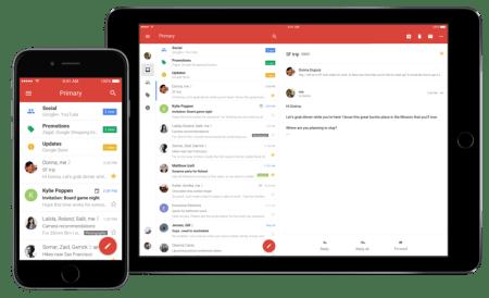 Gmail para iOS te alertará de correos con enlaces phishing