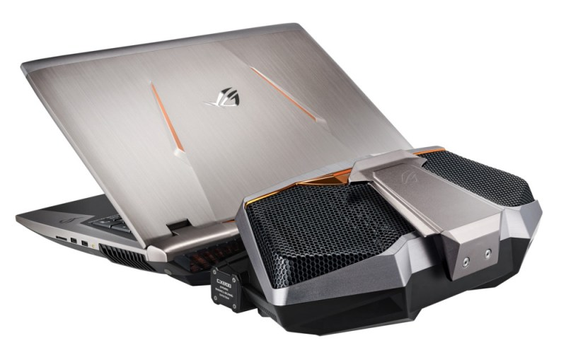 ASUS ROG GX800 revoluciona el poder del overcloking con calidad 4K UHD - gx800_docking_-12-800x512