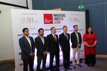 Presentan la primera edición de Innovadores menores de 35 LATAM