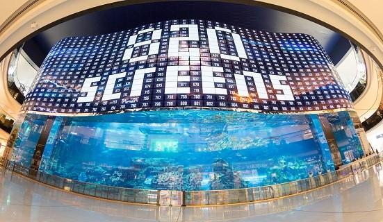 La pantalla OLED de alta definición más grande del mundo es creada por LG en Dubái - lg-open-frame-oled_3
