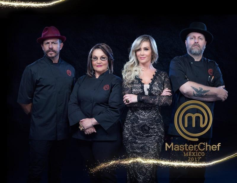 MasterChef México 2017 con transmisión en vivo por internet ¡Imperdible! - masterchef-mexico-2017