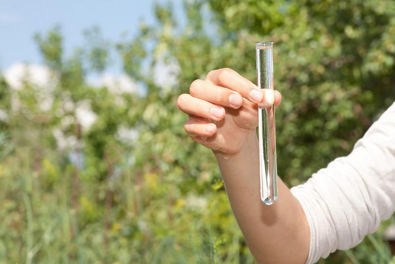 medir si el agua potable es bebible 1 Diseñan dispositivo de bajo costo para medir si el agua potable es bebible