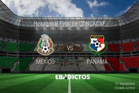 México vs Panamá, Hexagonal Final para Rusia 2018 | Resultado: 1-0