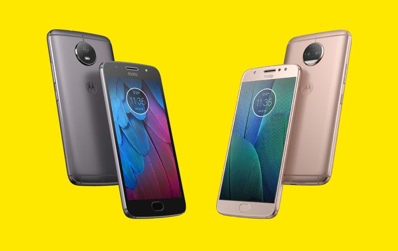 moto g5s family Motorola presenta a la nueva familia Moto G5s