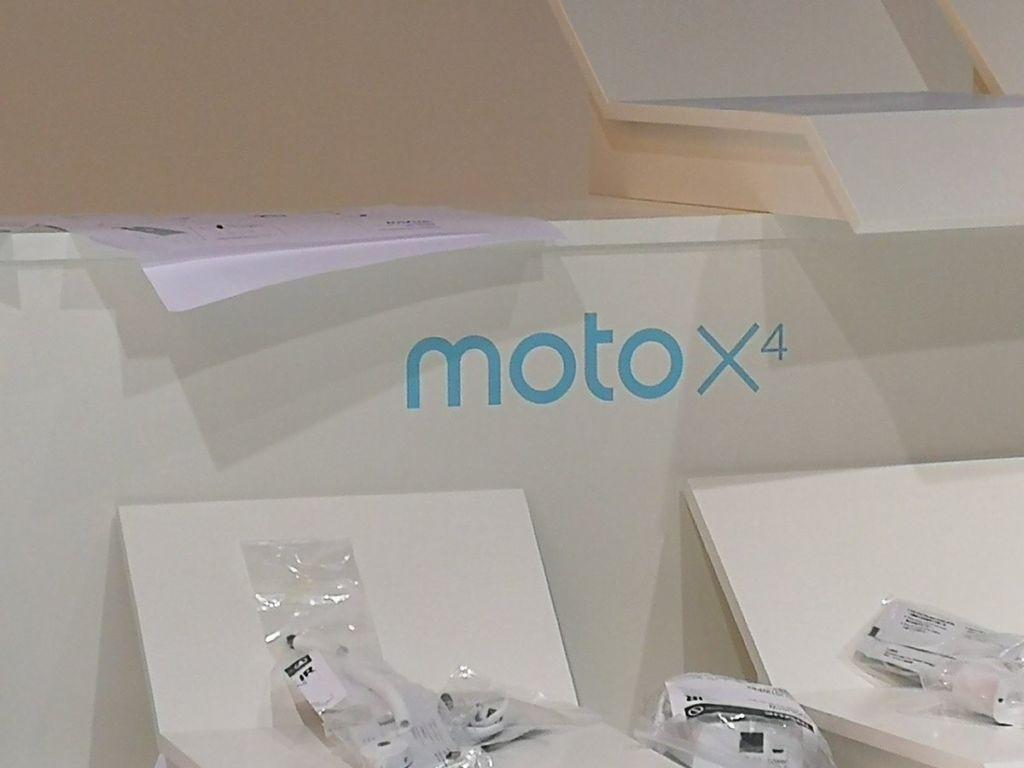 Aquí todas las características del nuevo Moto X4