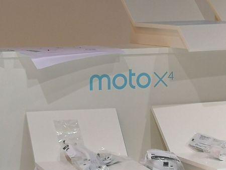 El Moto X4 se presentará en el IFA 2017