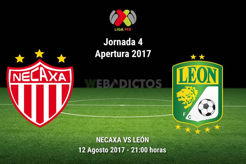 Necaxa vs León, Fecha 4 del Apertura 2017 | Resultado: 0-3 - necaxa-vs-leon-j4-apertura-2017