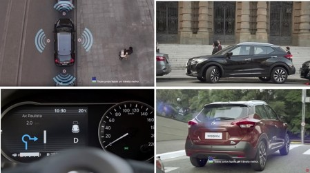 Tecnologías de Nissan Kicks que hacen la conducción más fácil y segura