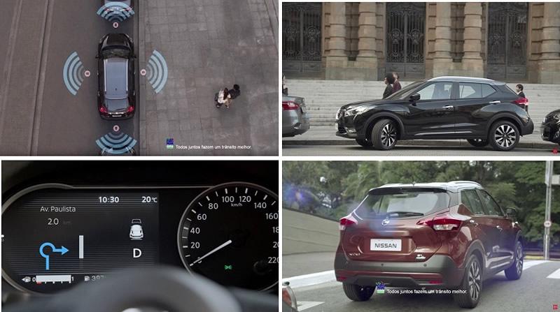 nissan kicks tecnologias Tecnologías de Nissan Kicks que hacen la conducción más fácil y segura
