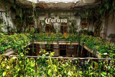Paraíso Secreto CDMX, una experiencia inmersiva de realidad virtual y arte - paraiso-corona_2