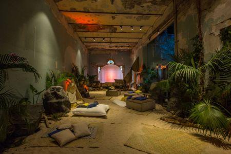 Paraíso Secreto CDMX, una experiencia inmersiva de realidad virtual y arte - paraiso-corona_4