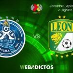 Puebla vs León, Jornada 6 del Apertura 2017   En vivo