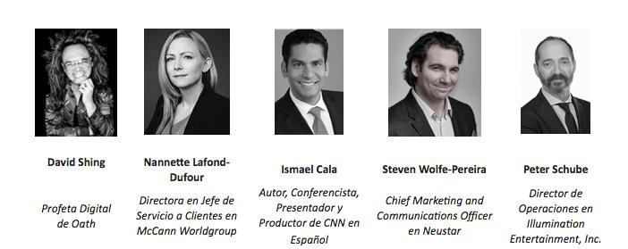 Advertising Week LATAM anuncia su primera ronda de ponentes internacionales - ronda-de-ponentes-internacionales