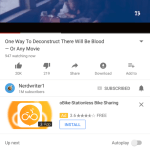 YouTube está probando un contador de reproducciones en tiempo real en Android - screen-yt-live-counter