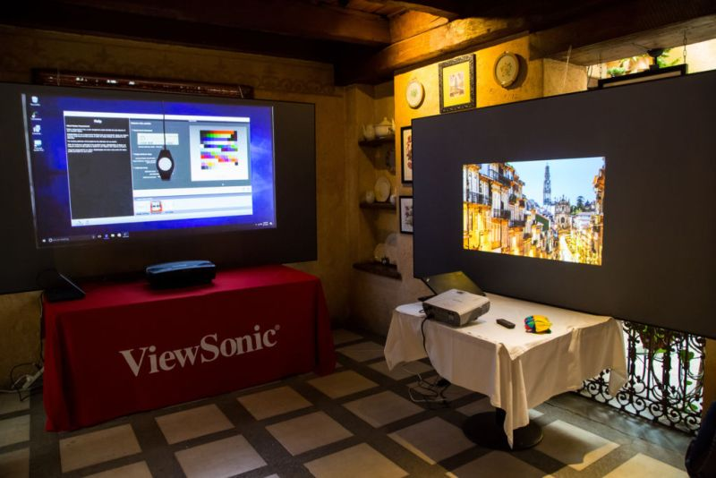 soluciones viewsonic 1 800x534 ViewSonic presenta nuevas soluciones visuales y de alto impacto