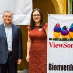 ViewSonic presenta nuevas soluciones visuales y de alto impacto
