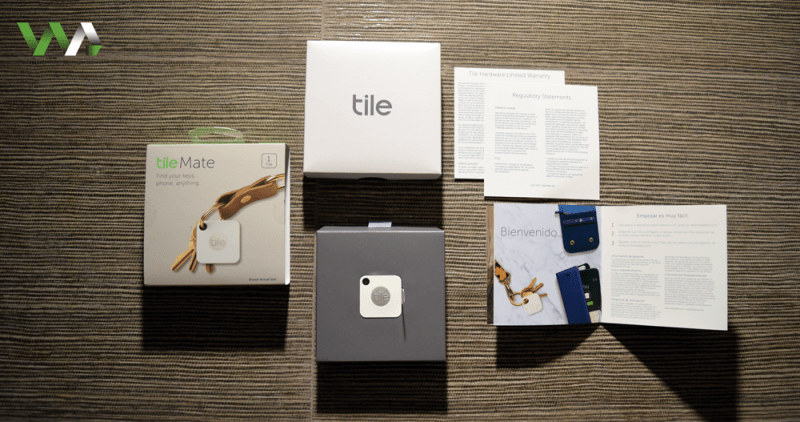 Tile: Rastreador Bluetooth de objetos [Reseña] - tile-mate-empaque-wa